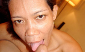 Mature Filipina sex