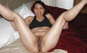 Filipino Grandma sex photos
