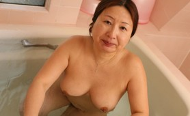 Japanese Granny Miyoko Nagase Uncensored