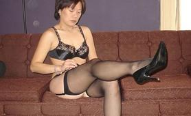 40yo Chinese wife leaked photos