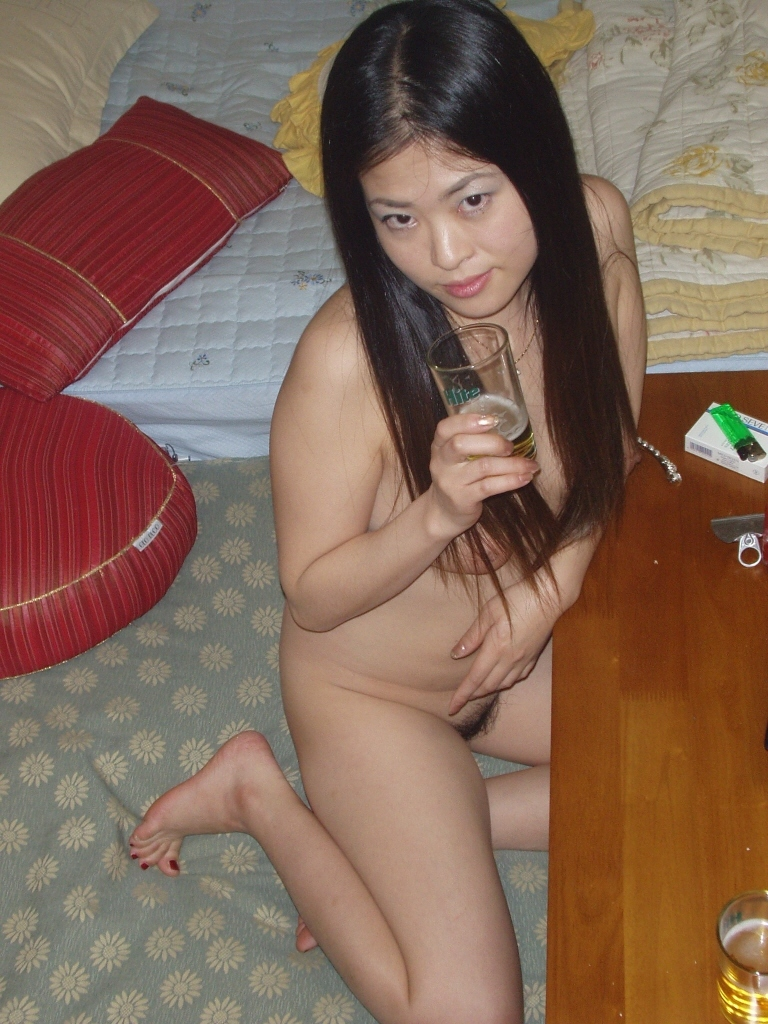 Lovely Korean gf nude photos leaked (16/55)