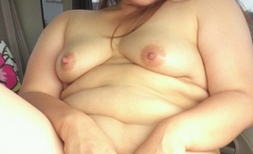 Chubby Asian girlfriend 2