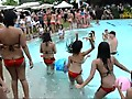 Angeles City Pool Party with Sexy Filipino Ladies Part 2